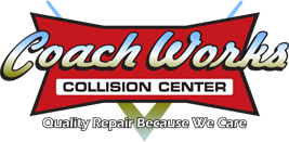 Coach Works Collision Center logo